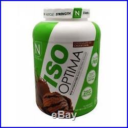 Iso Optima Chocolate Ice Cream Swirl 5 lb by Nutrakey