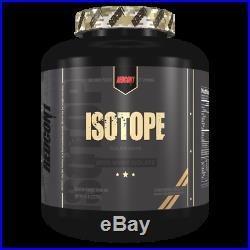 Isotope 100% Whey Isolate Protein (5lb) Redcon1