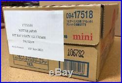Japanese Kitkat Party Ice Cream Flavored Chocolate Carton RARE USA SELLER