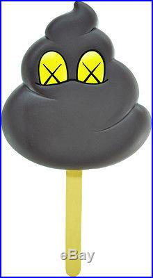 KAWS OriginalFake Warm Regards Ice Cream Bar Chocolate 2008 Medicom Companion