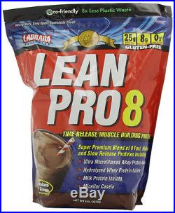 Labrada Lean Pro 8 Chocolate Ice Cream 5 Lbs. (2279 g)