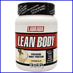 Labrada Nutrition Lean Body