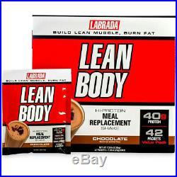 Labrada Nutrition Lean Body Chocolate Ice Cream 42 x 2.78 oz. Packets