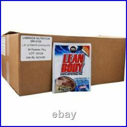 Labrada Nutrition Lean Body Chocolate Ice Cream 80 2.78 oz