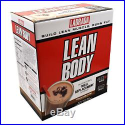 Labrada Nutrition Lean Body Chocolate Ice Cream LABRADA NUTRITION 20 ea Pack o