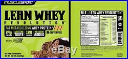 Lean Whey Revolution Chocolate Ice Cream, 5lb