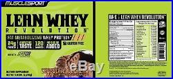 Lean Whey Revolution (Chocolate Ice Cream, 5lb) Chocolate Ice Cream New