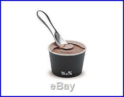 Lemnos 15.0% ice cream spoon No. 02 chocolate JT11G-12 New