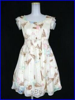 MILK Ice Cream Dress Skirt Flower Chocolate Sleeveless Maple Vanila oc1206