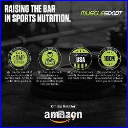 MuscleSport Lean Whey Revolution (5lb, Crispy Cookie Cereal) Protein Powder, Iso