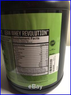 Muscle Sport, Lean Whey, Cereal Series, Chocolate Ice Cream, 5lbs