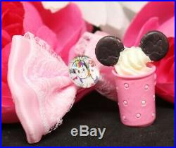 My Little Pony MLP G1 Vtg Sippin Soda Chocolate Delight Pink Ice Cream