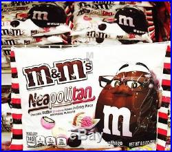 NEAPOLITAN Ice Cream M&Ms 12 lbs Chocolate covered Candy New Candies NEW