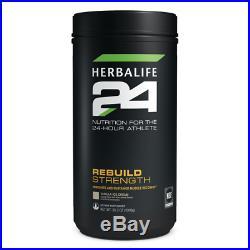 NEW Herbalife24 Rebuild Strength 1000g 2X Choose Flavor