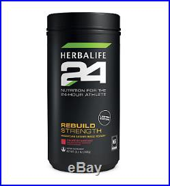 NEW Herbalife 24 Rebuild Strength MUSCLE RECOVERY PROTEIN FREE SHIPPING