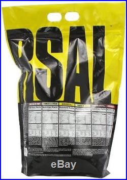 NEW Universal Nutrition Real Gains Chocolate Ice Cream 10.6 Pounds