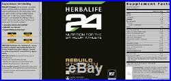 New Herbalife24 Rebuild Strength Vanilla Ice Cream & Chocolate