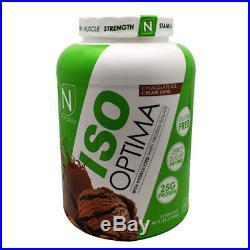 Nutrakey, ISO Optima Chocolate Ice Cream Swirl 5 lbs