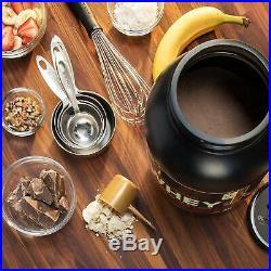 OPTIMUM NUTRITION GOLD STANDARD 100% Whey Protein Powder, Vanilla Ice Cream, 5 P