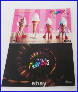 One Up. Purchase Dune Flavors Chocolate Mint Mixed Soft Serve Ice Cream Vinyl