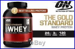 Optimum Nutrition Gold Standard 100% Whey 5lbs + 100% Casein 4lbs Combo Pack