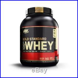 Optimum Nutrition Gold Standard 100% Whey Protein Powder 1-10LB Choose A Flavor