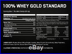 Optimum Nutrition Gold Standard Whey/Casein/Pre Stack