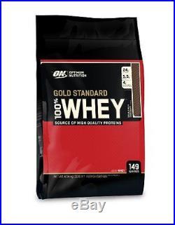 Optimum Nutrition Gold Standart 100% WHEY Protein Isolates Many Sizes & Flavours