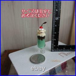 Order Acceptance Shirokuma Ice Cream No 100 Chocolate Mint Smoothie ¥850 Per
