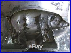 Pig Chocolate/Ice Cream Mould Early & Original Anton Reiche #13139