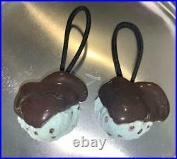 Q-Pot Hair Mint Chocolate Ice Cream Set Of Two