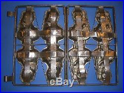 RARE Chocolate Mold Ducks Candy Mold Ice Cream Mold Butter Mold Antique Mold