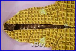 RARE Season 4 BBC Ice Cream Waffle Chocolate Reversible Hoodie Size S