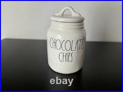 RESERVE Dunn Ice Cream Ice Cream Bowl with Scoop & White Chocolate Chip Canister