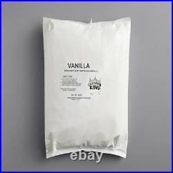 SOFT SERVE ICE CREAM MIX 6 LBS Bag Non Dairy Gluten Free Frozen Treats 6 Case