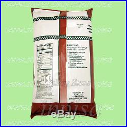SOFT SERVE MIX, 6 Bag x 6 lbs CHOCOLATE-CHEF'S QUALITY-ICE CREAM MIX NO LACTOSE