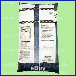 SOFT SERVE MIX, 6 Bags x 6 lbs VANILLA & CHOCOLATE, CHEF'S QUALITY-ICE CREAM MIX