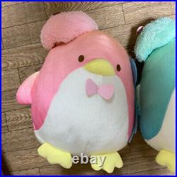 Sanrio Tuxedo Sam Sam'S Chocolate Ice Cream Big Plush Doll
