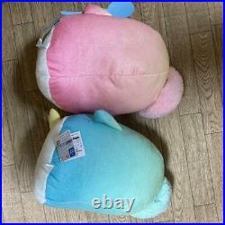 Sanrio Tuxedo Sam Sam'S Chocolate Ice Cream Big Plush Doll Types Set