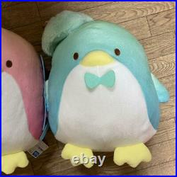 Sanrio Tuxedo Sam Sam'S Chocolate Ice Cream Big Plush Types Set