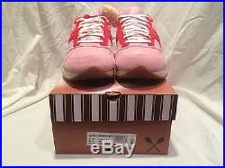 Saucony 2 Pair G9 Shadow 6&5 Mint Chocolate Chip & Strawberry Ice Cream Size 12