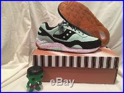 Saucony G9 Shadow 6&5 Scoops Mint Chocolate Chip & Strawberry Ice Cream Size 12