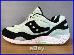 Saucony G9 Shadow 6'Mint Chocolate Chip' Size 12 (Kith, nmd, boost, ice cream)