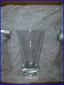 Set of 3 Multi-use Drinking Glass Espresso/Hot Chocolate/Tea/Ice Cream Glass