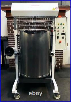 Sottoriva C8 Bakery Pastry Ice Cream Chocolate Equipment 200 Liter Cream Cooker
