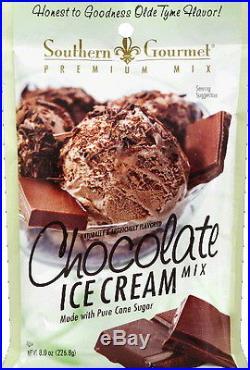 Southern Gourmet Ice Cream Mix, Premium, Chocolate