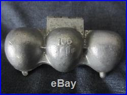 Strawberry Shaped Ice Cream Butter chocolate Mold 106 E&Co Eppelsheimer