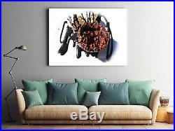 Stunning Framed Canvas Artwork Chocolate Picnic Quilon Ice Cream