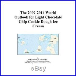 The 2009-2014 World Outlook for Light Chocolate Chip Cookie Dough Ice Cream Icon