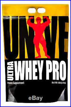 Ultra Whey Pro, Universal Nutrition, 10Lbs. Protein powder, 22 grams of protein